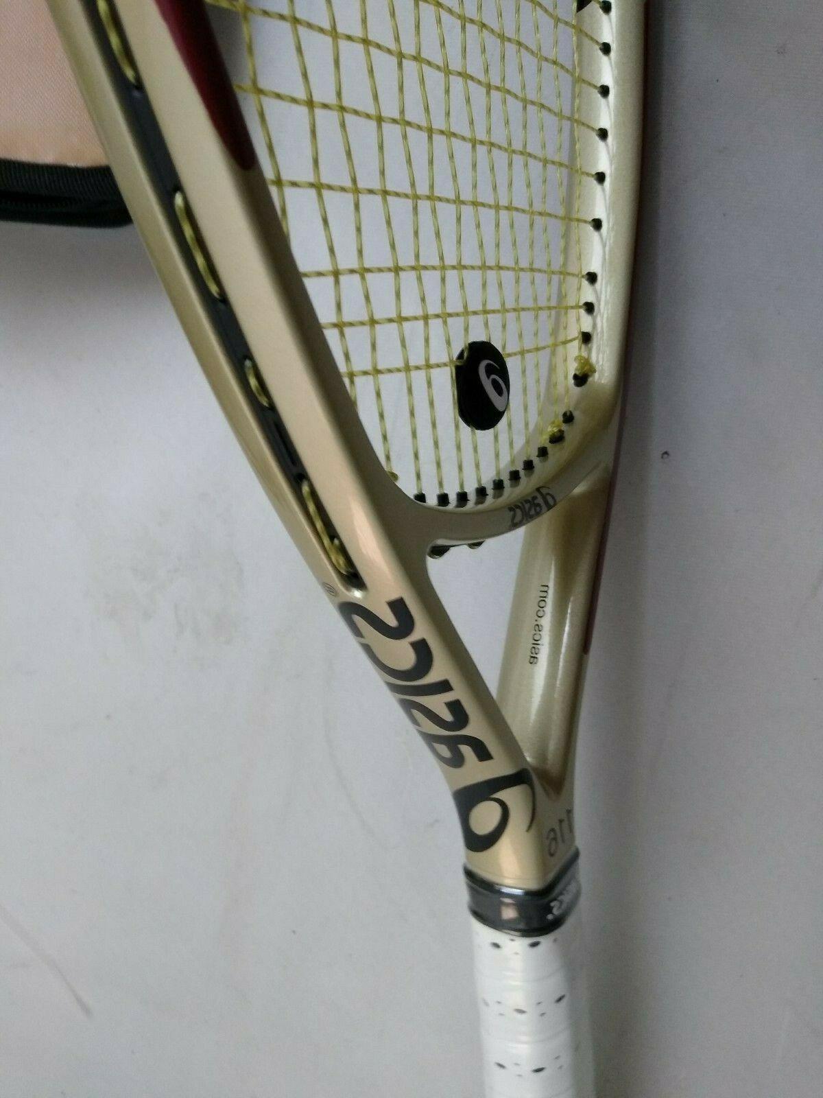 Asics Racquet L4     Grip 4