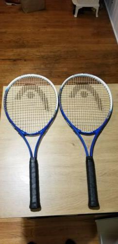 """New HEAD Tennis Racquet TI. CONQUEST NANO Titanium 4 3/8"""" G"""