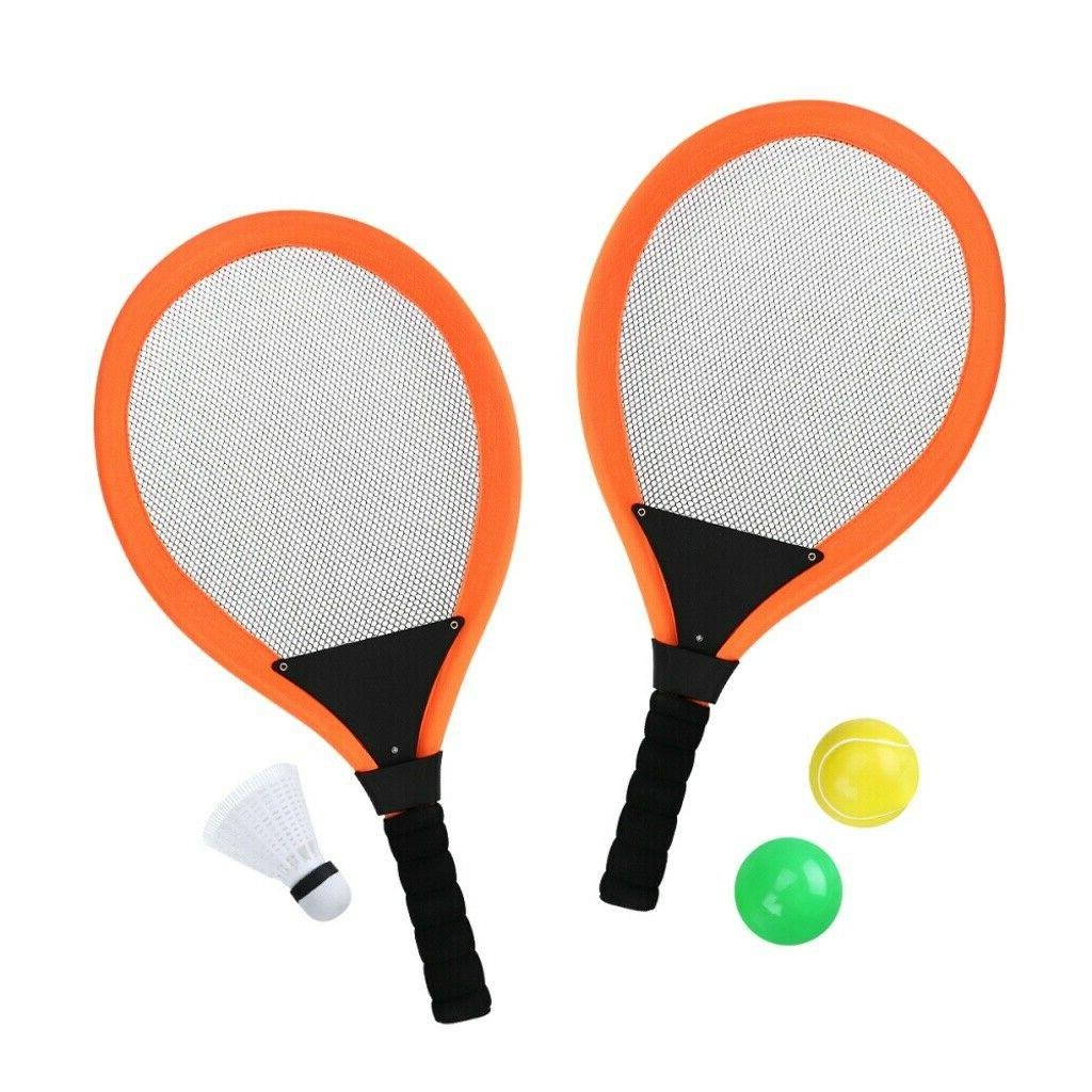 2 Racket Mini Kids Outdoor Toy