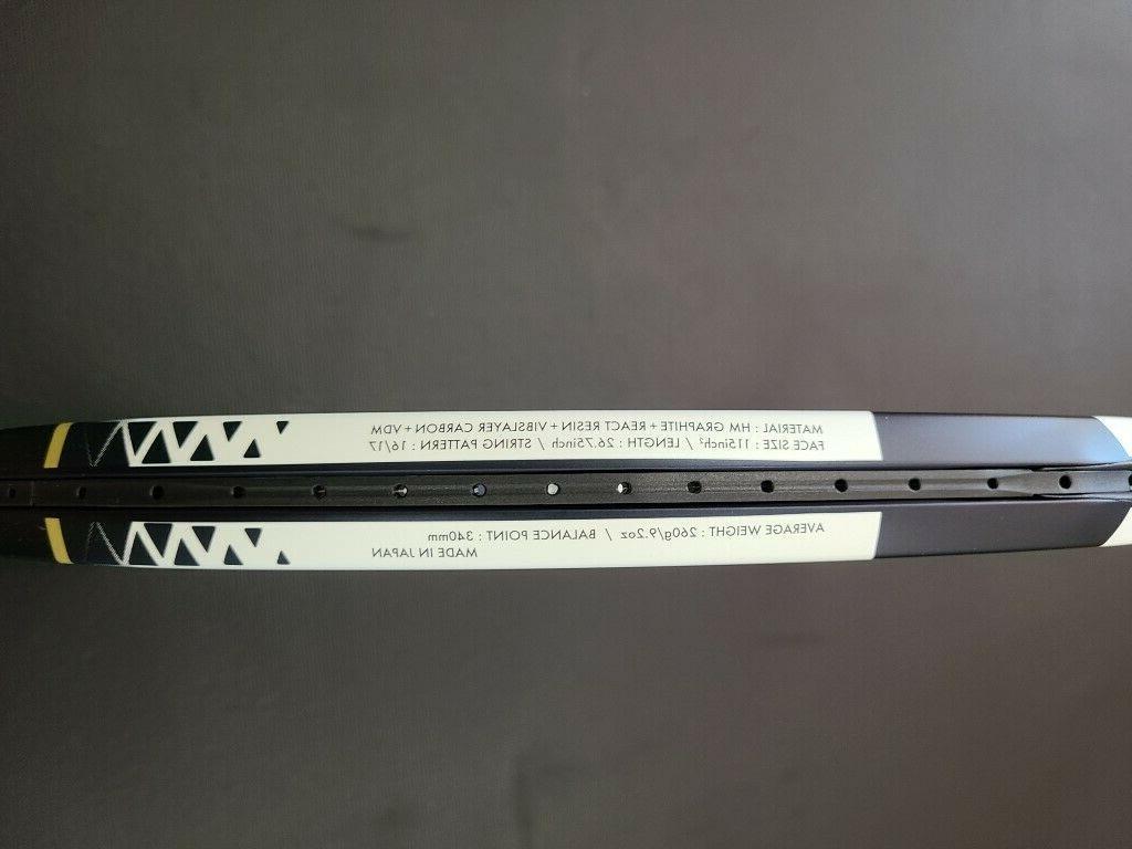 """2020 Yonex Astrel 115 Gold Racquet 4 1/4"""""""