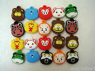 20 animal face vibration dampers absorbers tennis