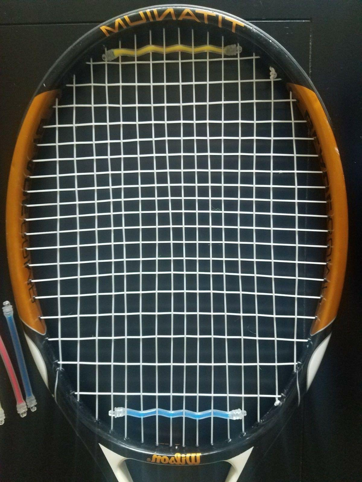 3 Gel Silicon Tennis Racquet Vibration