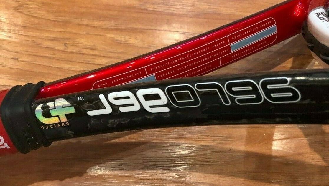$300 Dunlop TOUR 98 Midplus Tennis 4 200g