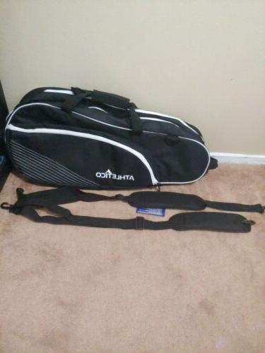 6 racquet tennis bag padded to protect