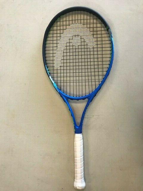 adult ti instinct comp strung tennis racquet