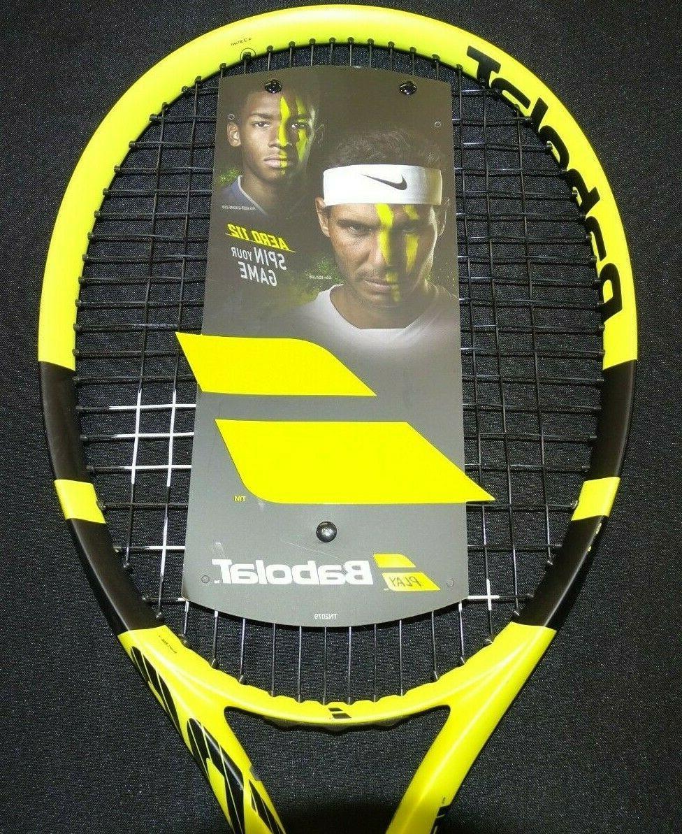 Babolat Tennis Racket Yellow 4 *NEW!*