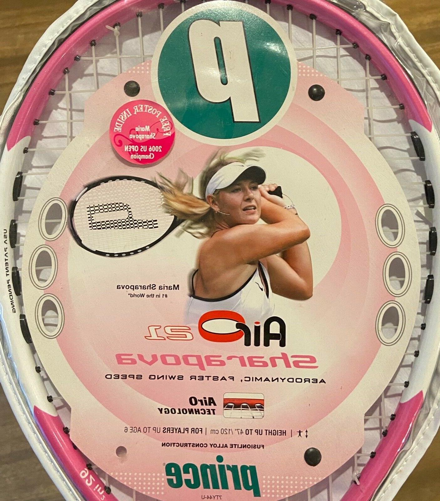 airo sharapova 21 beginner tennis racket