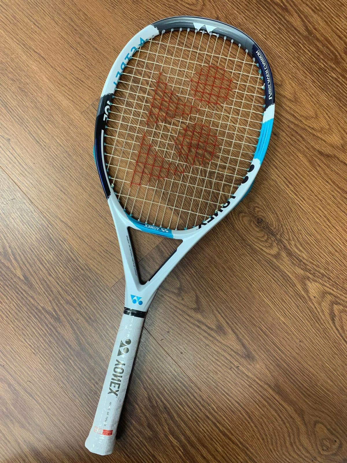 astrel 105 tennis racquet strung rexis 130