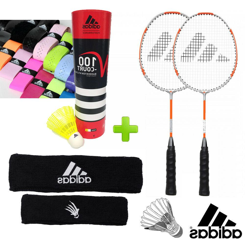 badminton junior racket training set w shuttles