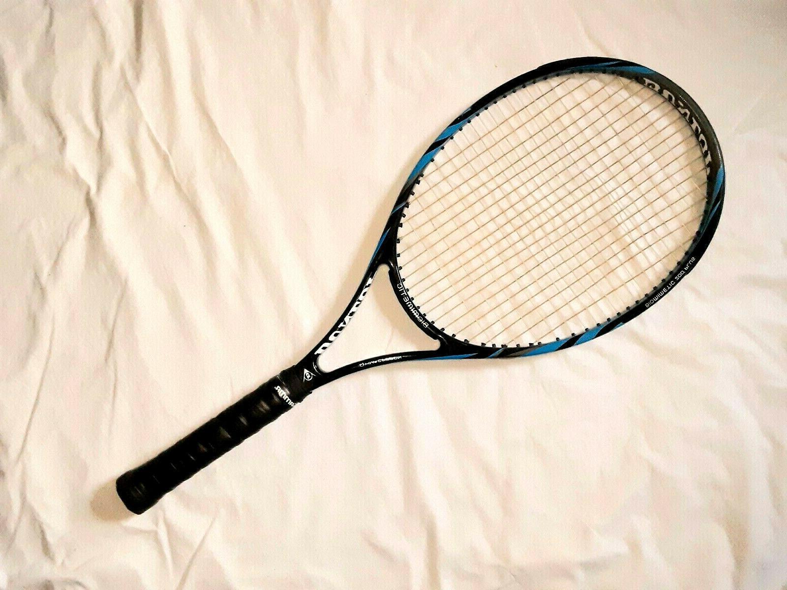 Dunlop Biomimetic 3/8 Tennis Excellent Condition