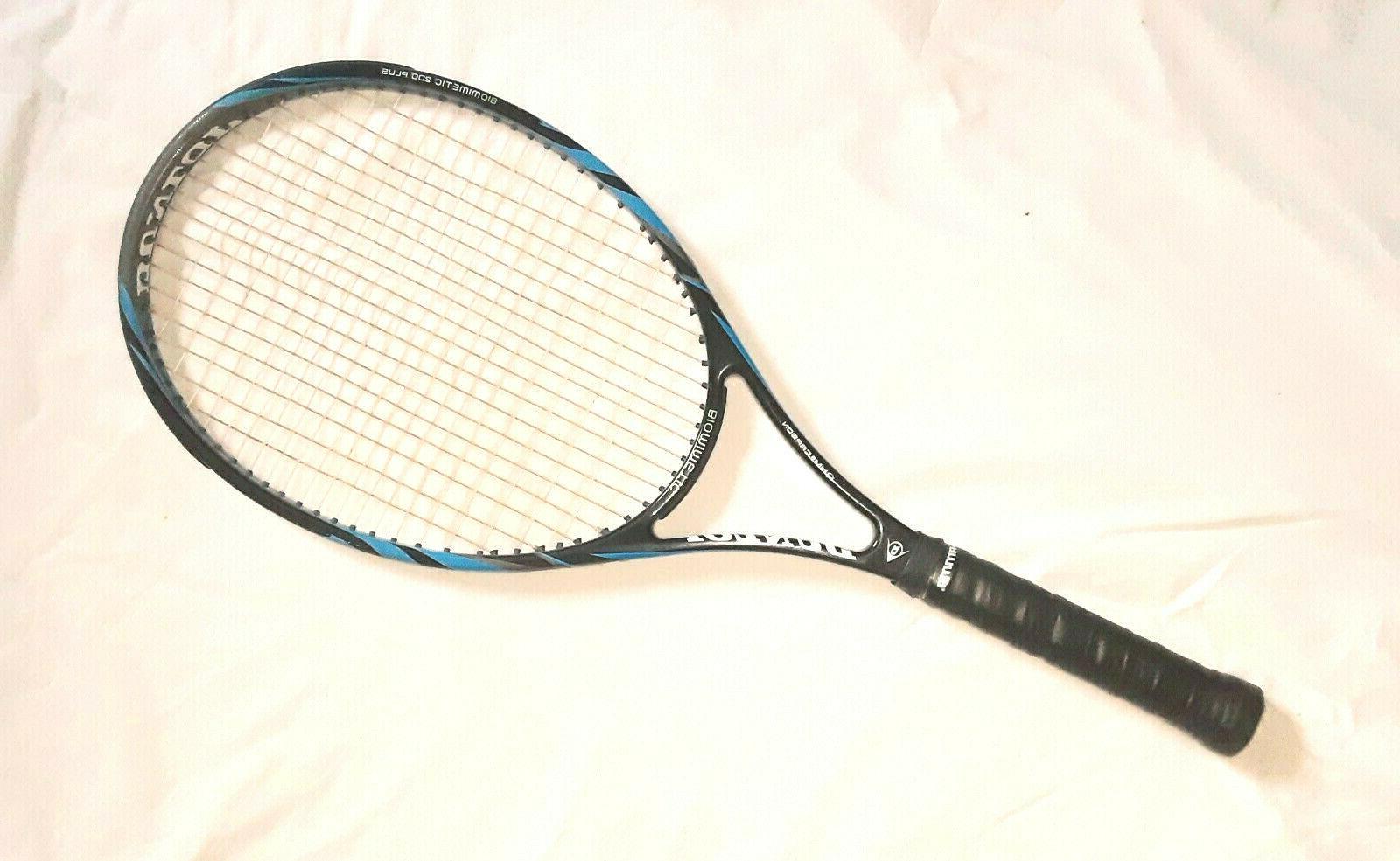 biomimetic 200 4 3 8 tennis racquet