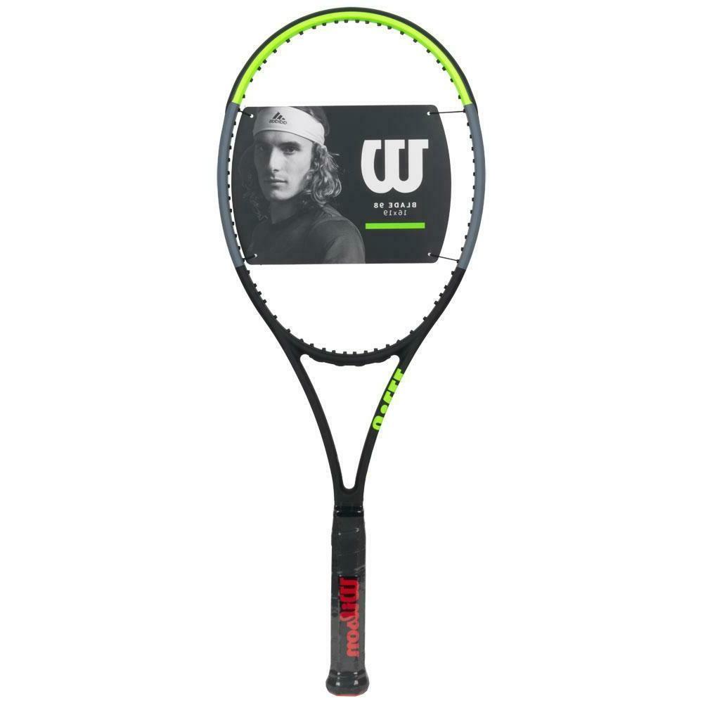 blade 98 v7 16x19 tennis racket grip