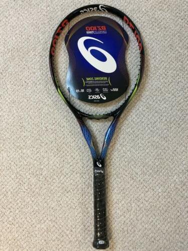 brand new bz 100 tennis racket 4