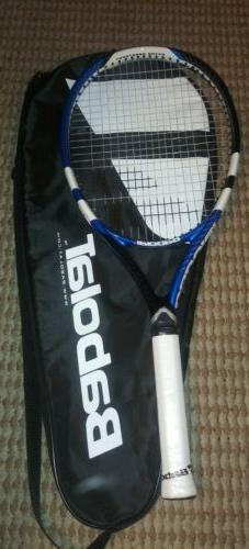 """Brand New Babolat Drive Max 110 Tennis Racquet 4 3/8"""" grip 1"""