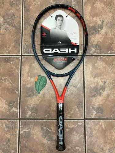 brand new graphane 360 radical s tennis