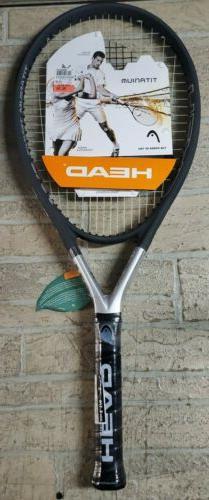 Brand New - Head Ti.S6 Titanium Tennis Racquet Racket 4 ¼ -