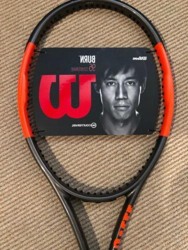 Wilson Burn Tennis - - 4 1/4