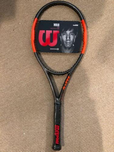 burn 95 countervail tennis racket new 4