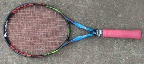bz100 tennis racquet 4 3 8 grip