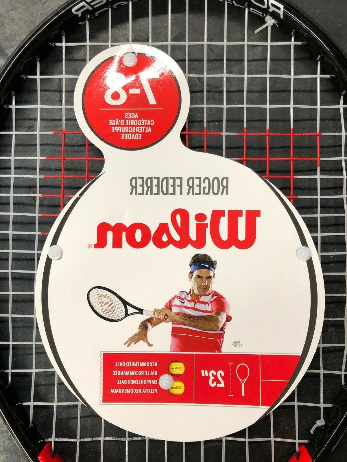 Wilson Federer Tennis Racket,