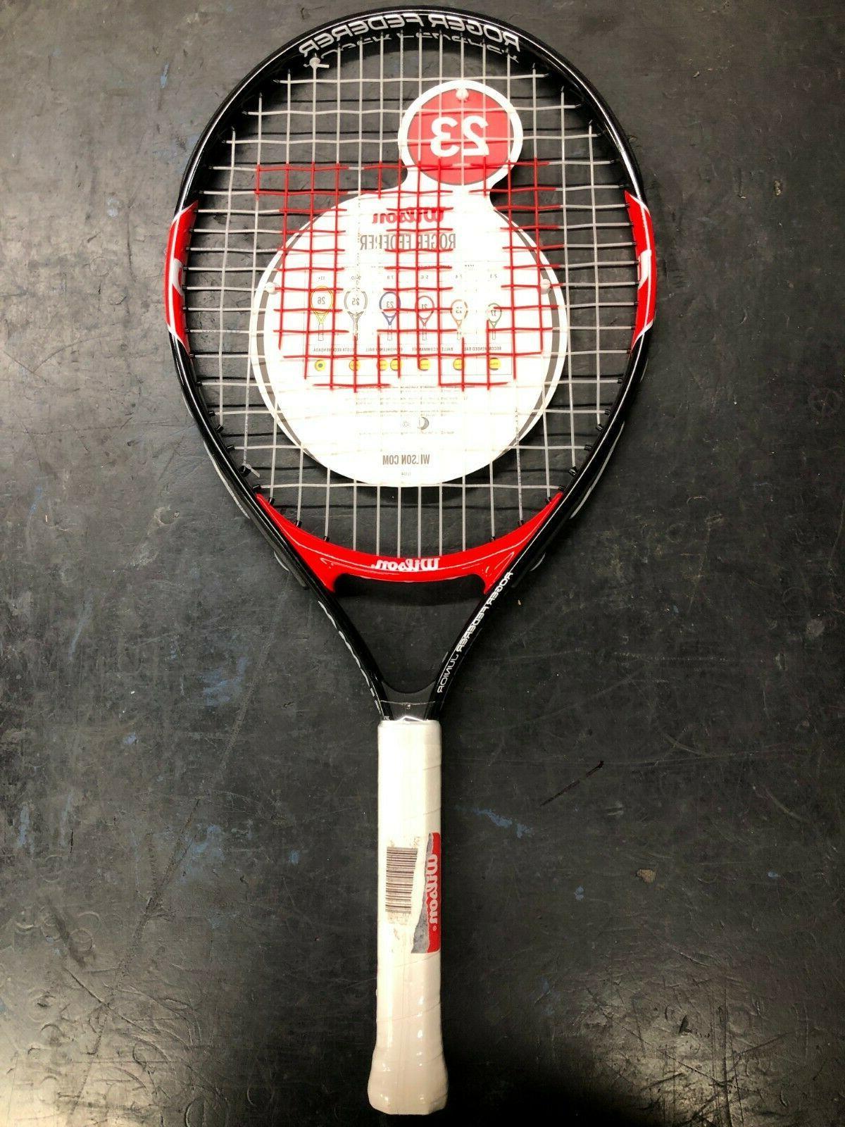 "Wilson Children's Federer Tennis Racket, 23"""
