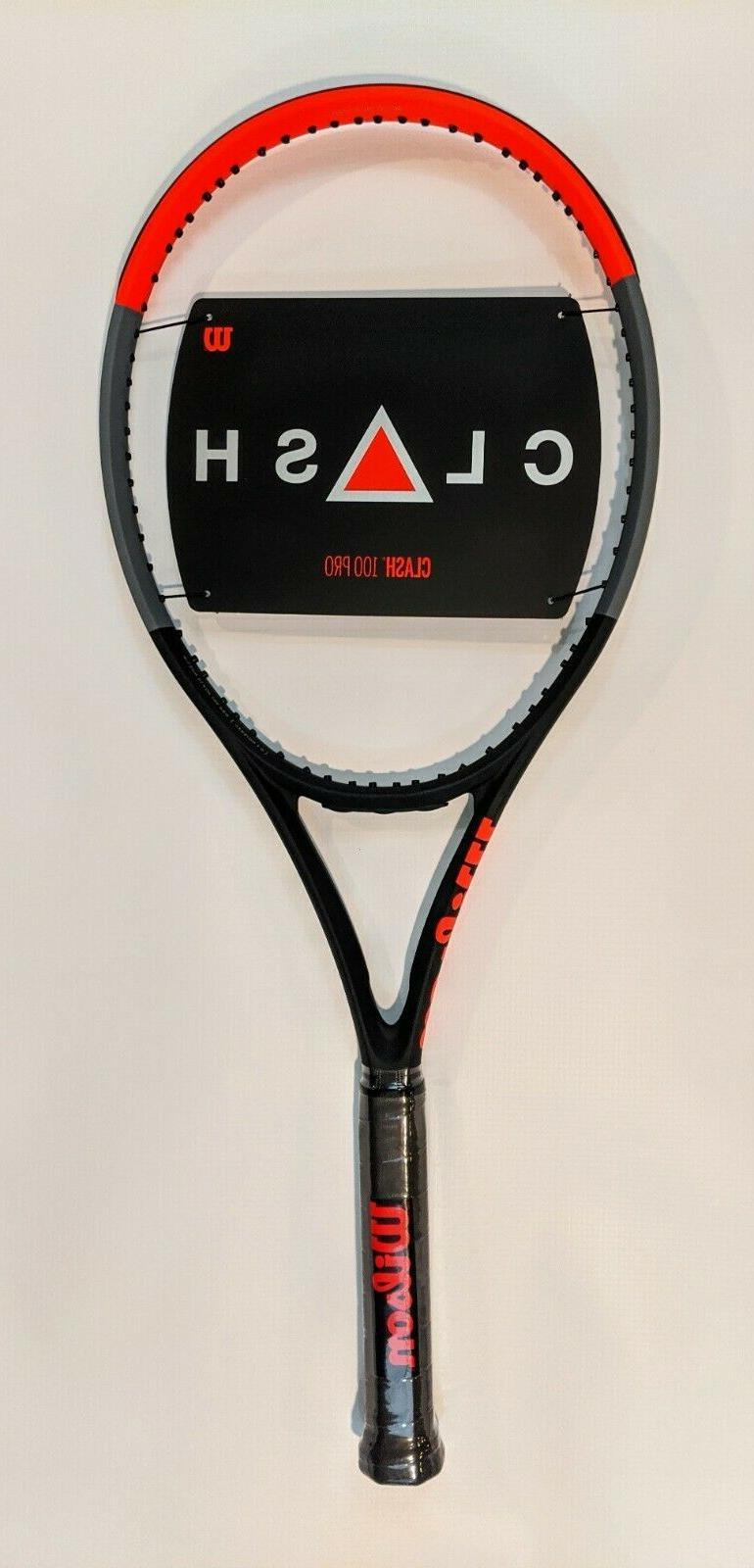 clash 100 pro 4 1 4 tennis