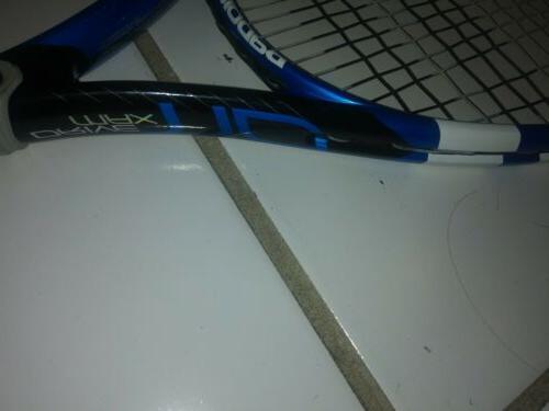 "Babolat Drive Tennis Racquet Inch Grip ""NICE"""