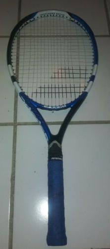 "Babolat Drive Max 110 Tennis Racquet 4 3/8"" Inch Grip ""NICE"""