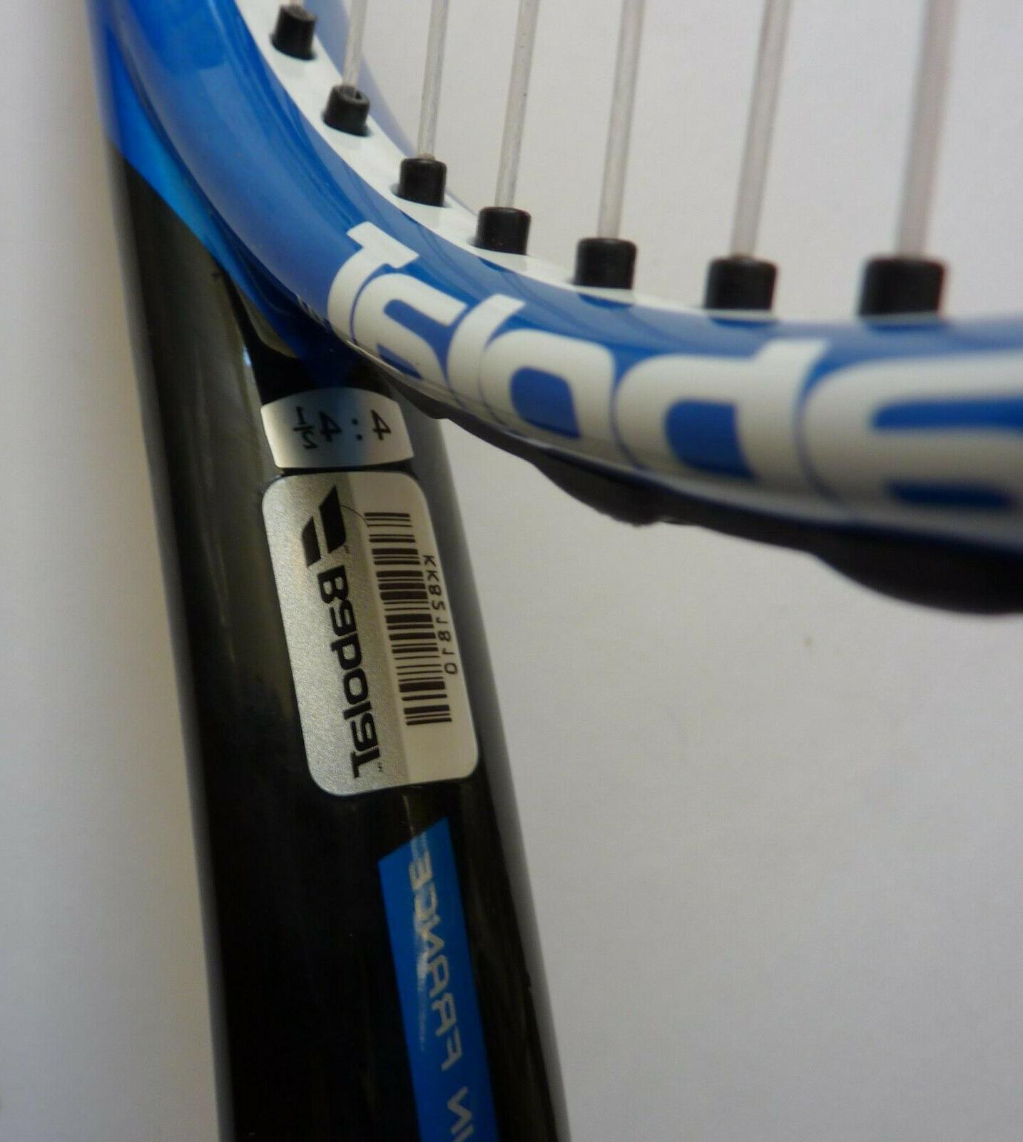 Babolat Drive Max 110 Tennis Sweetspot 4