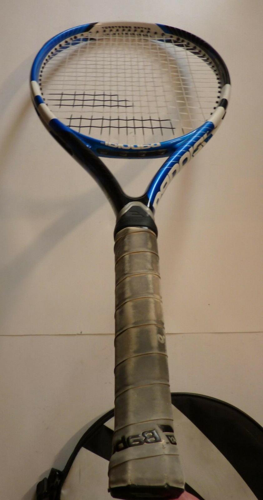 drive max 110 tennis racquet 4 extra