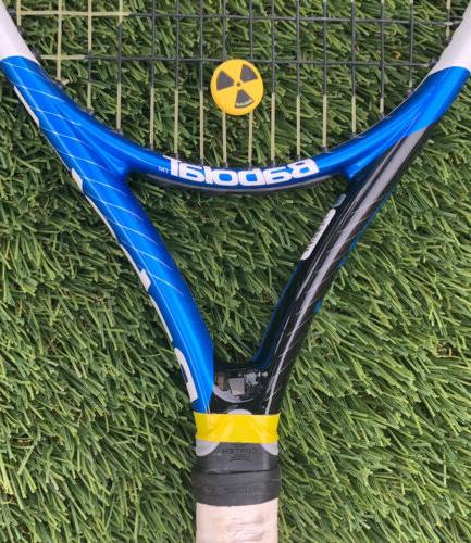 "Babolat Max 110 Tennis Racquet Size 4_3/8"""