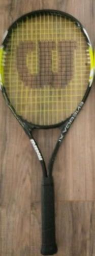 energy xl tennis racquet new never used