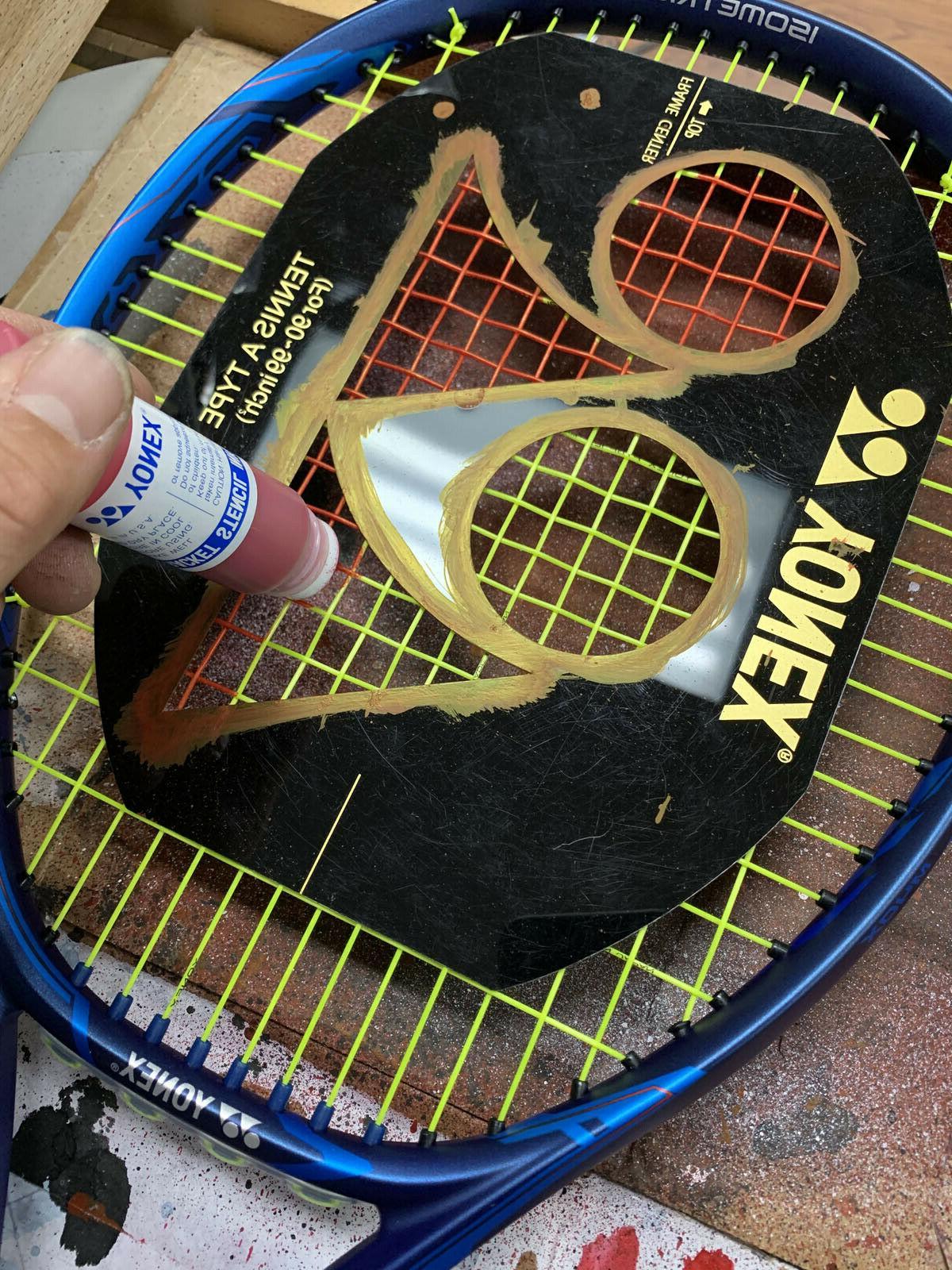 Yonex 98 Tennis Racquet strung Tour 1.25