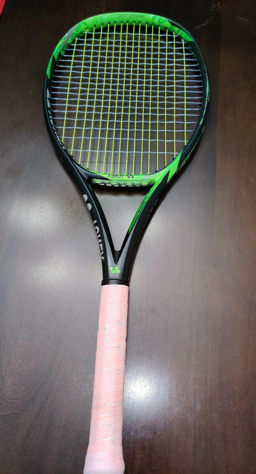 ezone 98 285g tennis racquet grip size