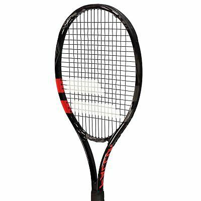 falcon comp tennis racket adult black red