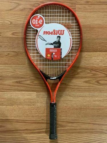 federer 25 tennis racket 3 7 8