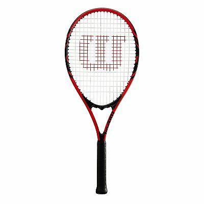 federer adult strung tennis racket