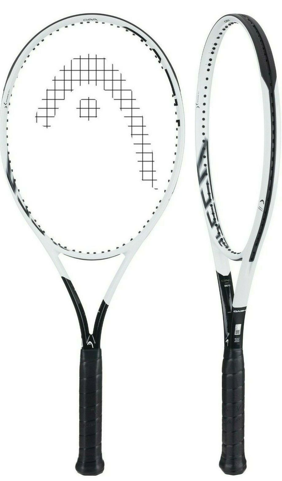 graphene 360 speed pro tennis racquet
