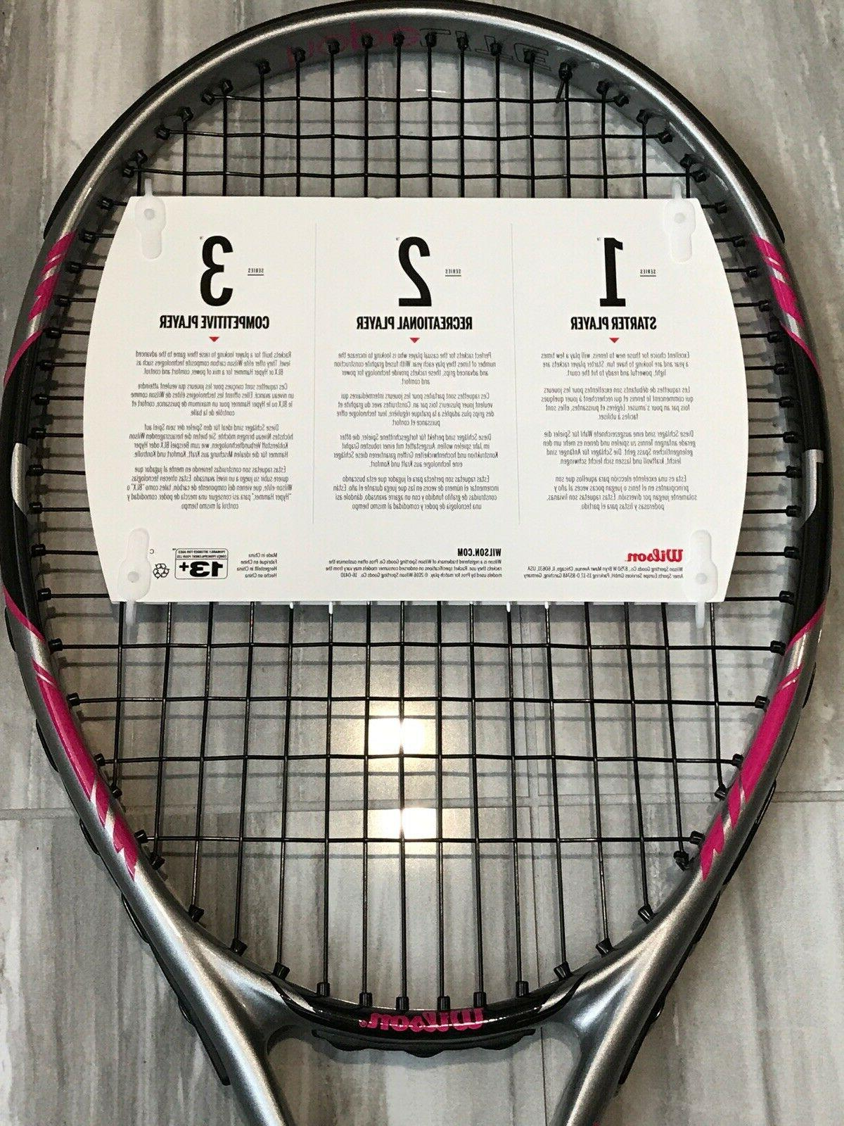 Wilson 2 Tennis