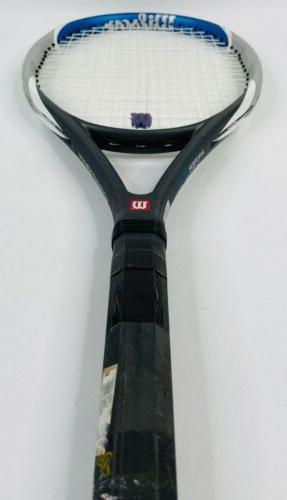 Wilson Hyper Carbon Tennis Racket 110in 4 w/