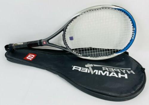 hyper hammer 4 3 carbon tennis racquet