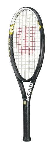 Wilson Hyper Hammer 5.3 Strung Adult Recreational Tennis Rac