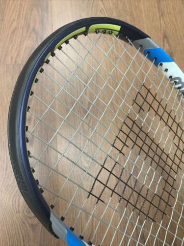 "Wilson Juice 1/4"" Tennis Racquet New Strings NXT"