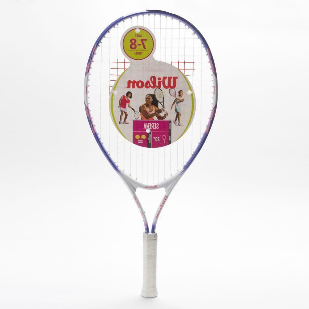 kid s serena 23 tennis racquet light