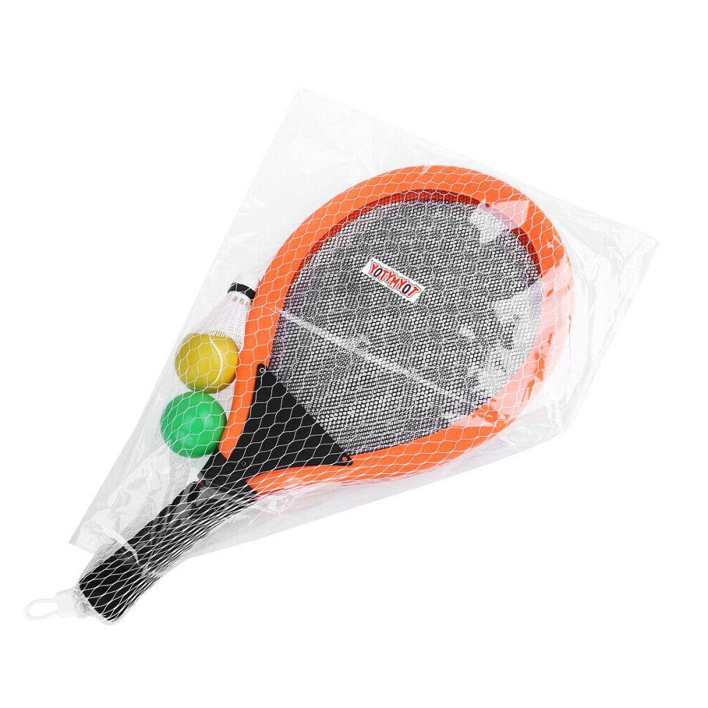 2 Badminton Racket Mini Kids Toy