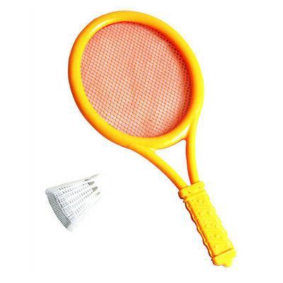 Kids Badminton Tennis Racket Set Parent-child Anti Slip Sports