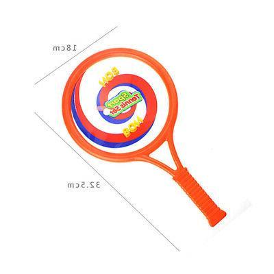 Kids Tennis Racket Intelligence Developing Children Game