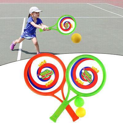 Kids Tennis Developing Parent-child Game