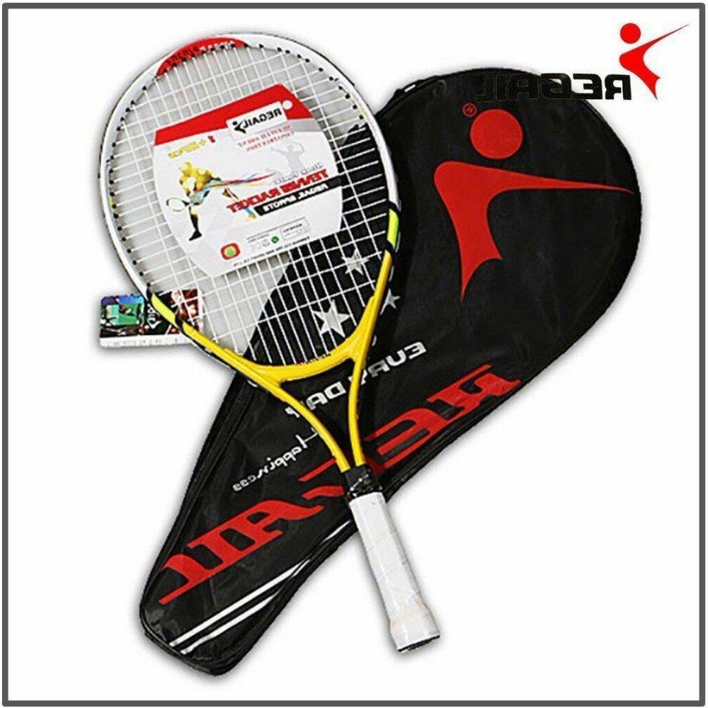 kids tennis racket sports training beginners aluminum
