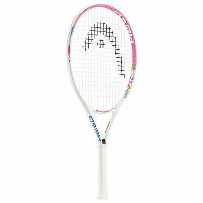 maria 25 junior tennis racquet racket white
